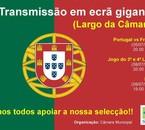 le drapeau du portugal et le souhait de gagner le mondial