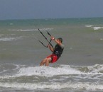 Le kite, plus beau sport :)