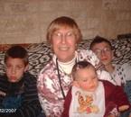 NOEL 2007 CHEZ SOPHIE