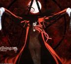 Alucard dans la série Hellsing
