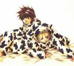 goku et nataku mé 2 pref de saiyuki^^