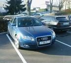 ma voiture elle est trop belle