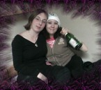 elodie et moi les deux best!!!!