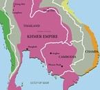 Empire Khmer avan la coruption la guerre et le mank d'argent