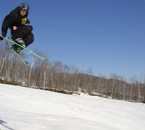 moi en ski