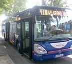 Irisbus Citelis 12 du réseau TCRA (Avignon)
