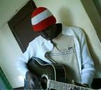 je joue la guitarre