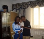 Moi e mes 2Amours....I miss y'all bro'..!!