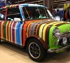 trop belle la mini!! c'est la voiture de mes rêves!