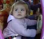 Autre nièce : Ludivine, mon velcro !!