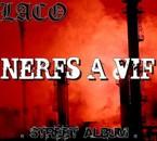 Album NERFS A VIF - 2007 - 5 euros