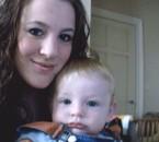 ma soeur maud et son fils david
