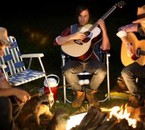 Paramore campfire thingy