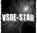 mon logo vsde-star