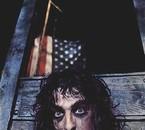 Alice Cooper sous une guillotine... un classique