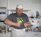 Préparation pour Noël 2007