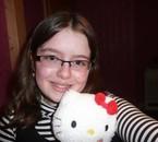 Moii et ma n'autre hello kitty =D
