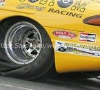 Dragster Ford Probe V8. http://SportImage.fr