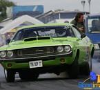 Burn de la Challenger 1970 du Viet. http://SportImage.fr