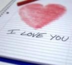 ich liebe dich i love you...je taime
