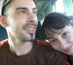 Dans le bus....