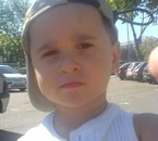 mon fils diego en mode bo gosse