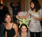Alors la, ce que G sur la tête C notre mascotte: KIKI