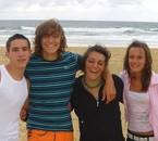 Les bombes de toujours!^^ Jonathan, Rémi, moi et esther