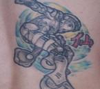 GUNNM(sonic's tatoo 3)