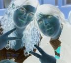 Gwen et moi
