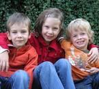 Les cousins Julie et Adrien