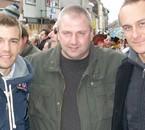 Haydock, moi et Bulinckx