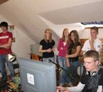 unveiling of Radio Quartz's studios