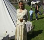 Damoiselle Morgane de la tourbiere