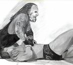 Dessin Undertaker 4