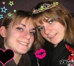 mwa and my siister !!! jtdr trO fOreuuh !!