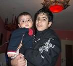c Mou@d mon cousin avec son cousin anass