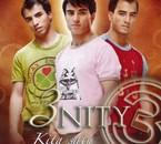 "3nity Brothers - Album ""Kita Satu"" (EMI Music, 2007)"