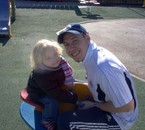 ma fille et mon homme