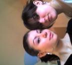 Ma soeurette et mi