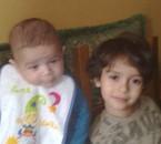 mes deux cousins