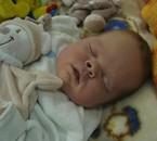 mon petit fils dylan qui nous protège au ciel avec les ange