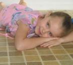 Ma fille Jennyfer... ma princesse!