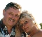 Ma femme et moi en Turquie en août 2007