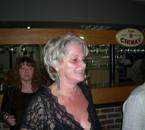 Ma Chérie en pleine action au réveillon  du 31/12/2007