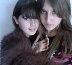 Chloe et Mooii  X3 [ j'assume ma Tete sur cte photo = S xD ]