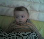 mon fils le jour de c 4 mois je t'aime