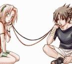 Sasuke et Sakura, au téléphone?