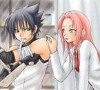 Sakura, infirmière......Yataaaaaa!
