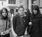 Marylène, Jonathan et moi.